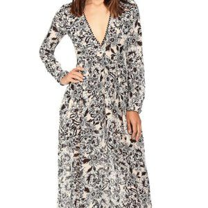 For Love and Lemons Gracie Maxi Dress